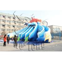 Wholesale Round style inflatable pool toys , inflatable swimming pool , inflatable pool slides on sale !!! from china suppliers