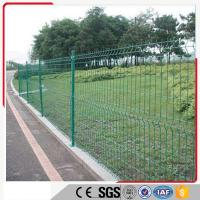 China High Quality Low Price Guaranteed Pvc Welded Wire Mesh Fence Netting on sale