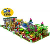 Wholesale Children Outward Bound Wooden Adventure Playground Customized Size from china suppliers