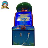Wholesale Fashionable Amusement Game Machine , Coin Operated Pitching Machines from china suppliers