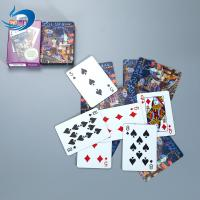 Wholesale 2.5*3.5 Inch Animal Theme Lenticular 3D Poker Cards For Gifts Or Promotion from china suppliers