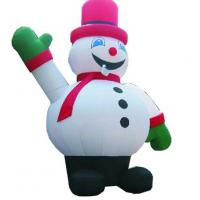 Wholesale Giant Inflatable snowman from china suppliers
