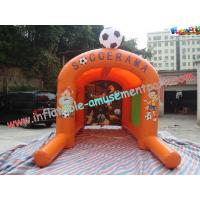Wholesale Customized Inflatable Sports Games ,  Inflatable Football Games from china suppliers