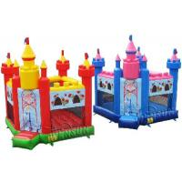 Wholesale Inflatable Princess Bounce House For Amusement Park / Leisure Center from china suppliers