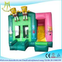Buy cheap Hansel new design spongebob inflatable bounce house for rental from wholesalers