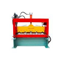 Wholesale Colored Steel Tile Type and roof,Roof Use roofing roll forming machinery from china suppliers