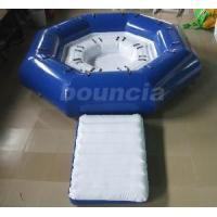 Wholesale Inflatable Tow Tube, Inflatable Towable Bullet (BB18) from china suppliers