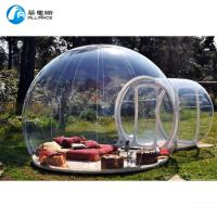Wholesale Clear Outdoor Camping Tent Inflatable Transparent Bubble Tent CE Certification from china suppliers