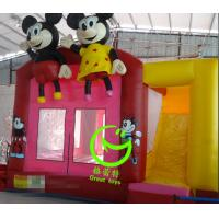Wholesale 2016 hot sell Mickey mouse  inflatable bounce house with 24months warranty from GREAT TOYS from china suppliers