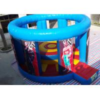 Commercial Exciting Outdoor Inflatable Wresting Sport Games For Hercules