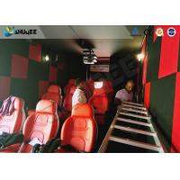 Wholesale Theme Parks 12D Cinema XD Movie Theater , Electric Personalized Home Theater from china suppliers