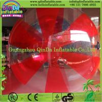 Buy cheap Guangzhou QinDa Water Balls, Inflatable Water Walking Ball Sphere, Aqua Zorb from wholesalers