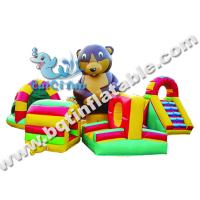 Wholesale Inflatable obstacle course for kid,inflatable climbing from china suppliers