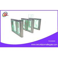 Wholesale Fast Speed Turnstile Security Systems With LED Light Two Way Control from china suppliers