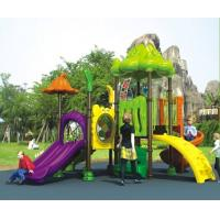 Wholesale Hot sale popular children outdoor playground equipment double slide from china suppliers