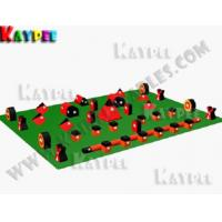 Wholesale 7 Man Tourney PRO Package,Inflatable paintball Bunker filed, paintball arena KPB020 from china suppliers