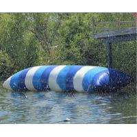 China Exicting Inflatable Water Toys Custom Water Blob Jumping Pillow on sale