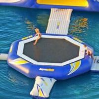 Buy cheap Inflatable Water Game, Made of 0.9mm PVC, Eco-friendly, Water-/Fire-resistant from wholesalers