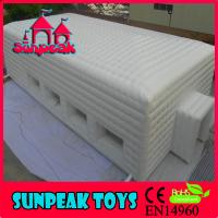 Wholesale TEN-2073 Giant Inflatable Tent,Used Inflatable Tent,Air Tight Tent from china suppliers