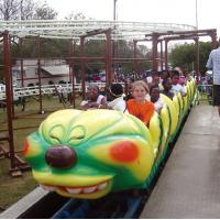 Wholesale Adult Playground Equipment Slides Junior Roller Coaster Amusement Ride from china suppliers