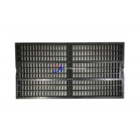 Wholesale Venom Black Metal King Cobra Steel Shaker Screen Hexagonal Hole Shape from china suppliers