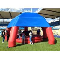China Blow Up Marquee Inflatable Spider Tent Used In Rodeo Bulls Sport Games on sale