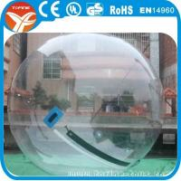 Wholesale human sized hamster ball/water walking ball/inflatable water ball from china suppliers