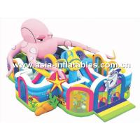 Wholesale Hot Sale Inflatable Playground / Inflatable Funland / Inflatable Funcity from china suppliers