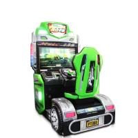 Wholesale Coin Operated Racing Game Machine Arcade Style Racing Games With HD LCD Screen from china suppliers