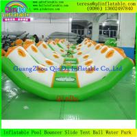 Wholesale 2015 High Quality Commercial For Water Park PVC Water Totter Inflatable Game Seesaw from china suppliers