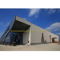 Wholesale Water Proof Classic Multi Storage Building Steel Frame Warehouse from china suppliers