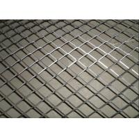 China Painted Color Aluminum Wire Mesh Building Facade Environmental Stretched on sale