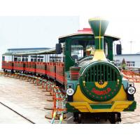 Wholesale OEM Big Fairytale Amusement Park Trains With Track For Outdoor / Indoor from china suppliers