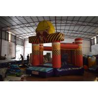 Buy cheap Small Size 0.55mm PVC Tarpaulin Inflatable Jump House / Kids Jumping Castle from wholesalers