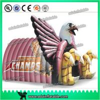 Wholesale Inflatable Eagle Tunnel For Event Advertising Sports Inflatable Animal from china suppliers