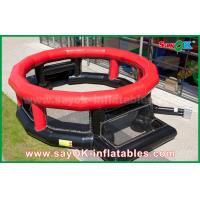 Wholesale Inflatable Football Game Bubble Ball Field / Soccer Field Cage 3 Years Warranty from china suppliers