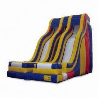 Wholesale Inflatable Slide with CE/UL/SGS and EN71 Marks, Customized Designs are Accepted from china suppliers