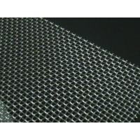 Wholesale Durable Stainless Steel Woven Wire Mesh , Stainless Steel Window Screen Mesh from china suppliers
