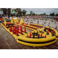 Wholesale EN14960 Inflatable Sports Games / Inflatable Obstacle Course With CE Blower from china suppliers
