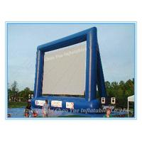 Wholesale Custome-Made High Quality Airtight Inflatable Movie Screen for Rental(CY-M1571) from china suppliers