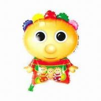 Buy cheap Garden Baby Helium Balloon for Parties, Promotions or Advertisements Use, Two from wholesalers