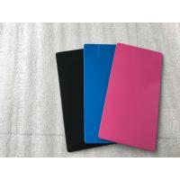 Quality Colorful Waterproof Wall Covering Panels , External Cladding Materials For for sale