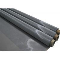 Wholesale Plain Woven 400 Mesh Stainless Steel Wire Mesh For Screen Printing from china suppliers