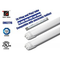 Wholesale Energy Saving T8 LED Tube Light 1500mm Long 3000K Warm White 3120lm from china suppliers