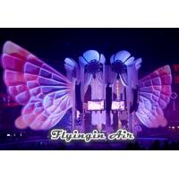 Wholesale Super Large Inflatable Wing Model for Stage, Concert and Buildings Decoration from china suppliers