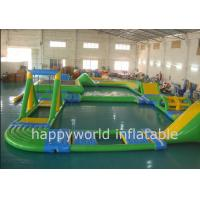 Wholesale inflatable pool obstacle , inflatable pool water sports , inflatable water park for pool from china suppliers