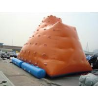 Wholesale popular Inflatable Rock Climbing Wall suitable for games from china suppliers