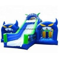 Buy cheap Kids Amusement Park 5×8Meter Jumping Castle slide infallible slide Customized from wholesalers