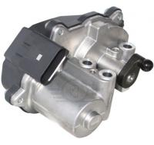 Quality Audi A2C53248883 Car / Auto Spare Parts Black Intake Manifold Adjusting Unit for sale