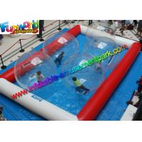 Wholesale 0.9mm PVC Tarpaulin Inflatable Water Pool ,  Inflatable Swimming Pool from china suppliers